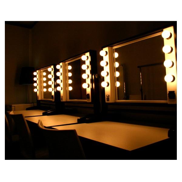 Le miroir lzarama for Miroir loge de star